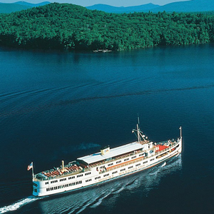 Any time is a great time for a Lake Winnipesaukee Cruise
