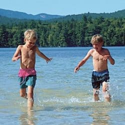 Public beaches on Lake Winnipesaukee