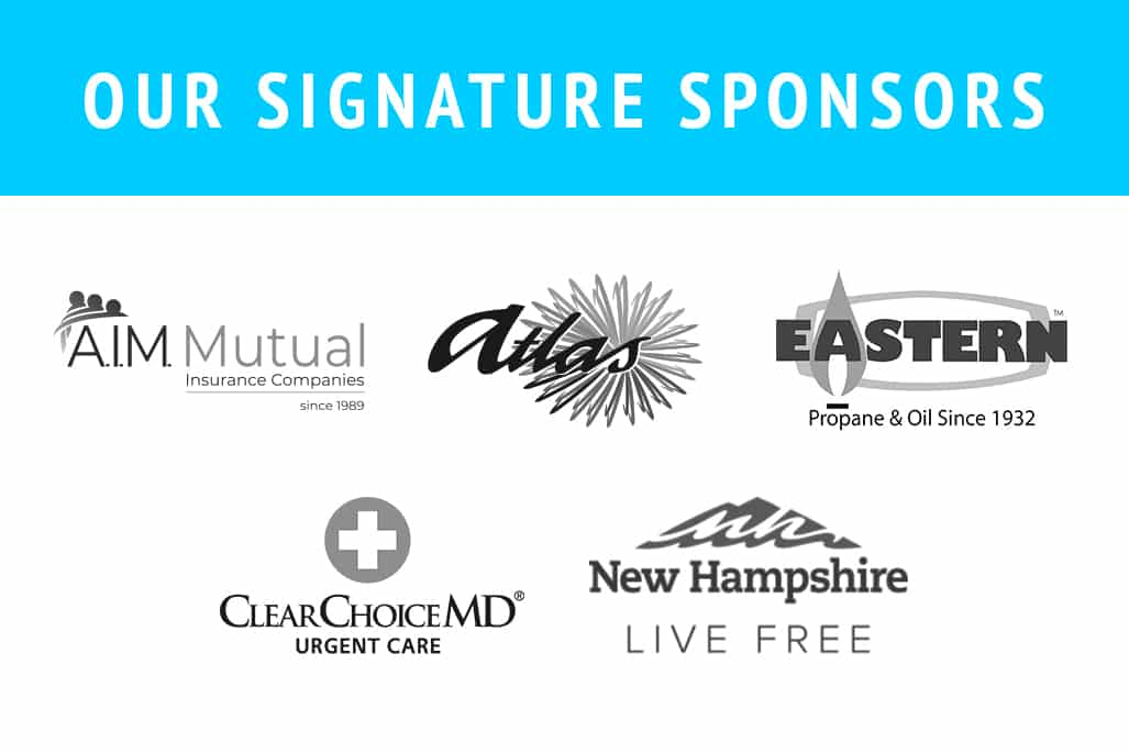 LRTA Sponsors from on and around Lake Winnipesaukee, Squam Lake and Laconia, NH